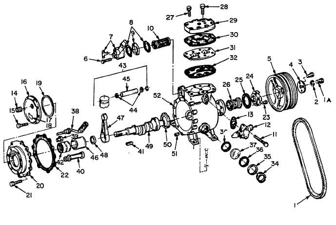 Figure 16 Compressor Dunhum Bush Parts