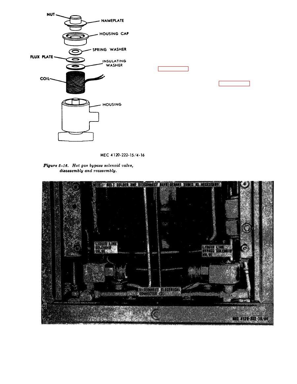 Figure 5 17 Liquid Line Solenoid Valve Removal And
