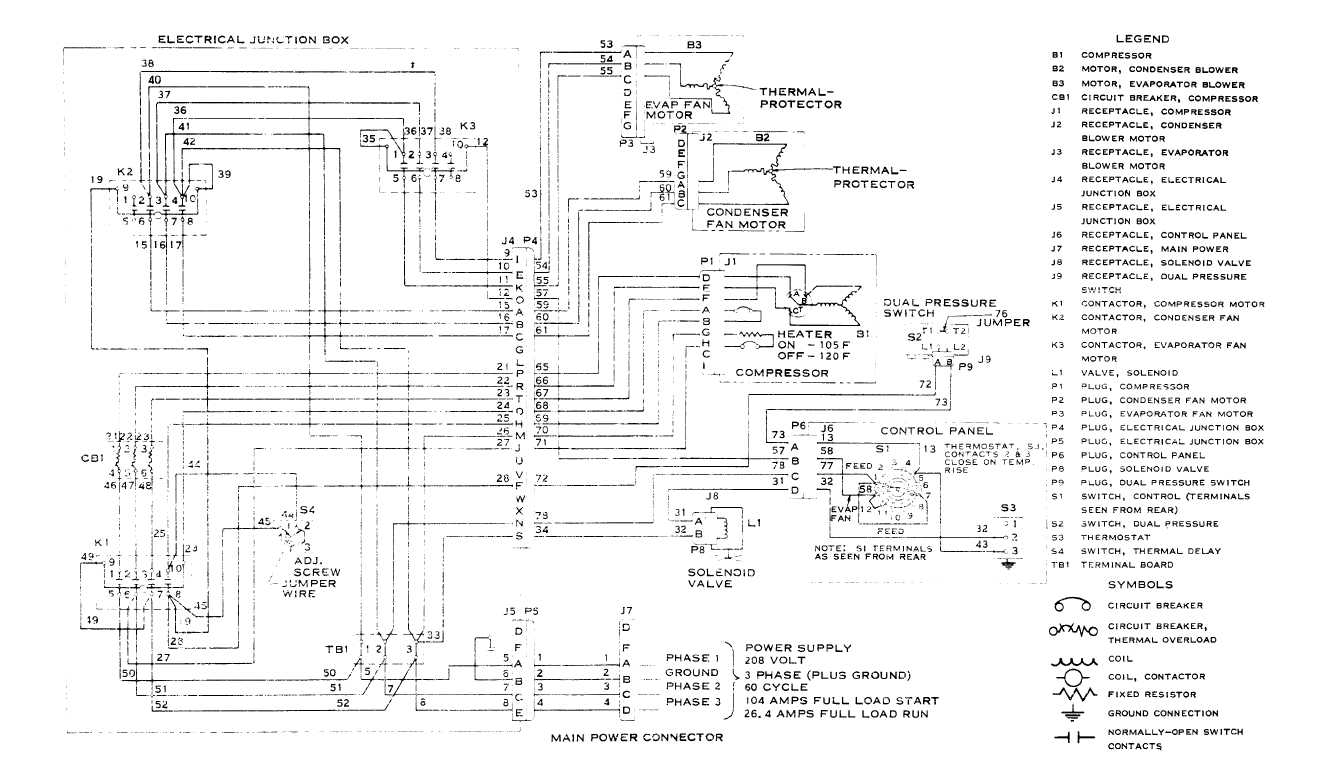 air conditioning trane xe 800 wiring diagram    wiring diagram