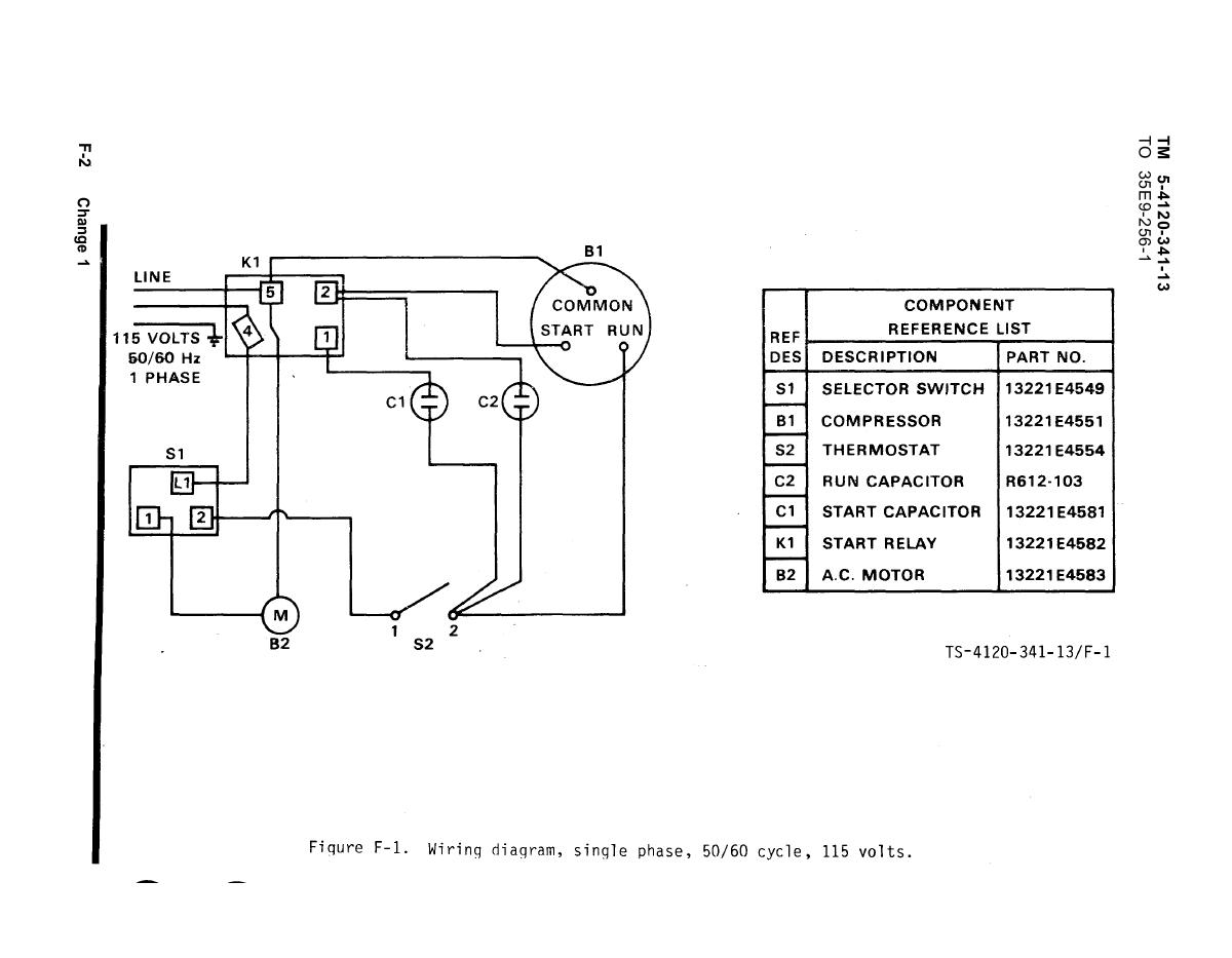 220v single phase wiring diagram 220v wiring diagrams tm 5 4120 341 130202im v single phase wiring diagram