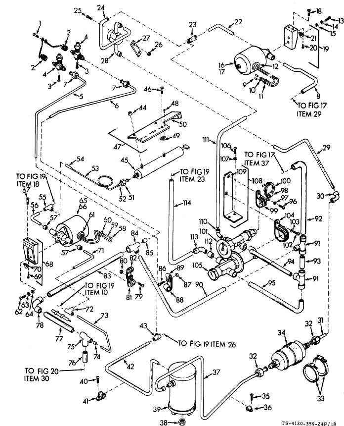 Piping Diagram Refrigeration