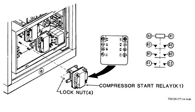 compressor start relay