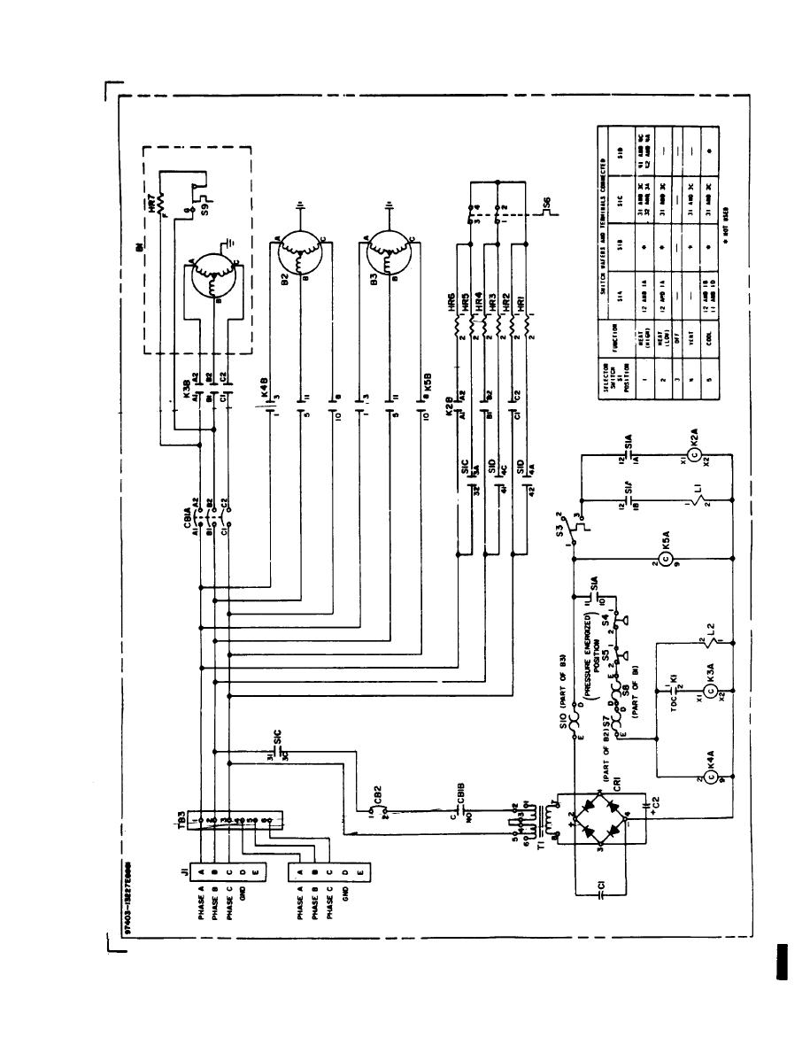 Air Conditioning Wiring Diagram Manual Will Be A Central Electrical Diagrams Figure 4 1 Conditioner Schematic Home