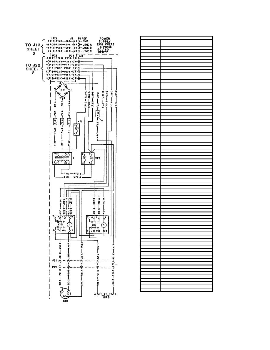 208 Volt 3 Phase Receptacle Wiring Diagram Will Be For 240 Volts 4 Wire Tm 5 4120 393 14